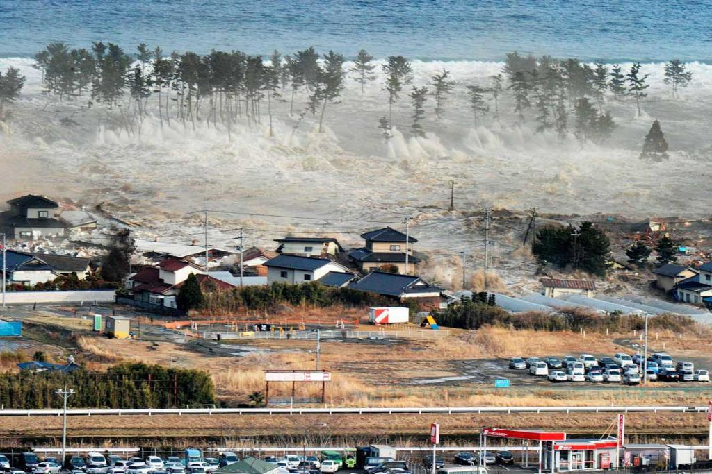 A Sudden Earthquake In The Northeastern Japan Brings Back Memories Of The Year 2011